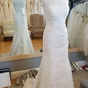 Unique & rare wedding gown